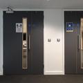 Chemistry Teaching Lab - Doors - (4 of 5) - Secure doors with card readers