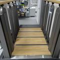 Chemistry Teaching Lab - Lifts - (7 of 7) - Flexstep lift