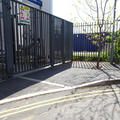 Chemistry Teaching Lab - Parking - (2 of 3) - Dropped kerb access to pavement