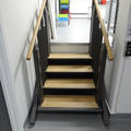 Chemistry Teaching Lab - Stairs - (7 of 8) - Flexstep stairs