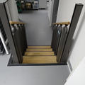 Chemistry Teaching Lab - Stairs - (8 of 8) - Flexstep stairs