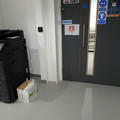 Chemistry Teaching Lab - Teaching Labs - (1 of 11) - Basement door to lab