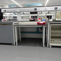 Chemistry Teaching Lab - Teaching Labs - (2 of 11) - Basement adjustable bench