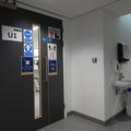 Chemistry Teaching Lab - Teaching Labs - (7 of 11) - Ground floor door to lab