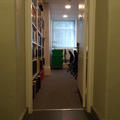 Philosophy and Theology Faculties Library - Entrances - (2 of 3) - Ground floor