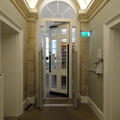 Philosophy and Theology Faculties Library - Entrances - (3 of 3) - First floor