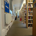 Philosophy and Theology Faculties Library - Reading rooms - (2 of 6) - Ground floor circulation
