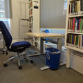 Philosophy and Theology Faculties Library - Reading rooms - (3 of 6) - Ground floor height adjustable desk