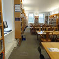 Philosophy and Theology Faculties Library - Reading rooms - (5 of 6) - First floor circulation