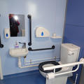 Blackfriars - Accessible Toilets - (2 of 2) -  Annexe - Second Floor