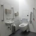 Blavatnik School of Government - Accessible toilets - (3 of 5)