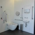 Blavatnik School of Government - Accessible toilets - (4 of 5)