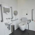Blavatnik School of Government - Accessible toilets - (5 of 5)