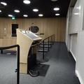 Blavatnik School of Government - Lecture Theatres - (12 of 12) - Tun Razak Lecture Theatre