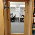 English Faculty Library - Doors - (2 of 3)