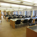 English Faculty Library - Reading rooms - (3 of 3)