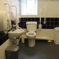 Examination Schools - Accessible Toilets - (2 of 3)