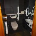 Exeter - Accessible Toilets - (8 of 11) - Toilet - FitzHugh Auditorium
