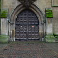 Exeter - Parking - (1 of 2) - Entrance