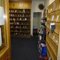 Exeter - Porters Lodge - (4 of 6) - Desk and Pigeonholes