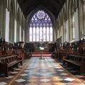 Merton College - Chapel - (2 of 3)