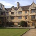 Merton College - Grove building - (1 of 1)