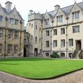 Merton College - St Albans Quad - (1 of 1)