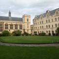 Pembroke College - Chapel Quad - (1 of 1)