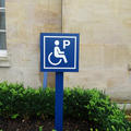 Philosophy & Theology Faculties Library - Parking - (2 of 2)