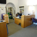 Philosophy and Theology Faculties Library - Reception - (1 of 1)