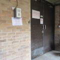 Physical and Theoretical Chemistry Laboratory - Entrances - (2 of 3)