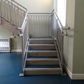 Radcliffe Humanities - Stairs - (6 of 7) - Secondary stairs ascending