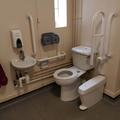 Somerville College - Accessible toilets - (2 of 5)