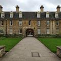 Somerville College - Darbishire Quad - (1 of 3)