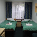 St Edmund Hall - Accessible bedroom - (1 of 1)