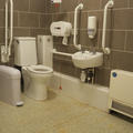 University Museum of Natural History - Accessible toilets - (1 of 3)