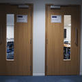 Zoology Research and Admin Building -  Doors - (2 of 3)