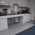 Zoology Research and Admin Building - Kitchen and breakout space - (1 of 2)
