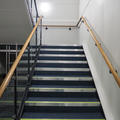 Zoology Research and Admin Building - Stairs - (1 of 2)