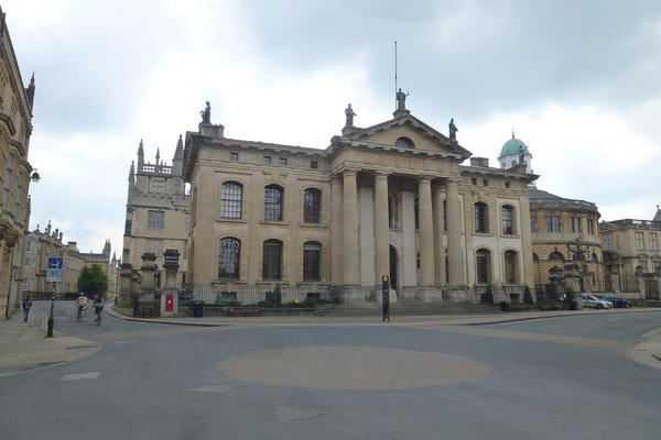 clarendon building  1 of