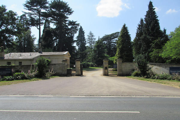 Harcourt Arboretum - Entrances - (1 of 3)