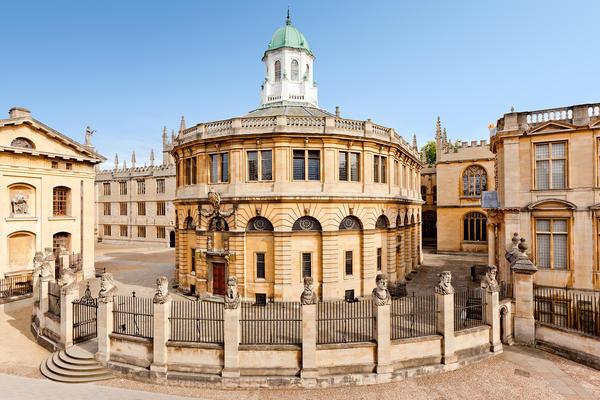 Sheldonian Theatre - (1 of 1)