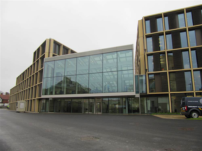 Andrew Wiles Building - (1 of 1)
