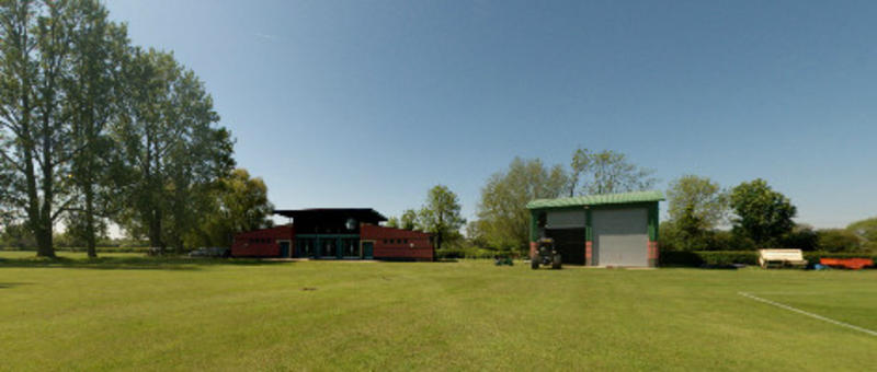Marston Field Sports Pavilion - (1 of 1)