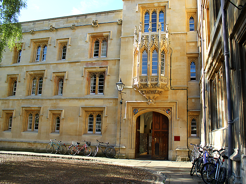 Pembroke college - (1 of 1)
