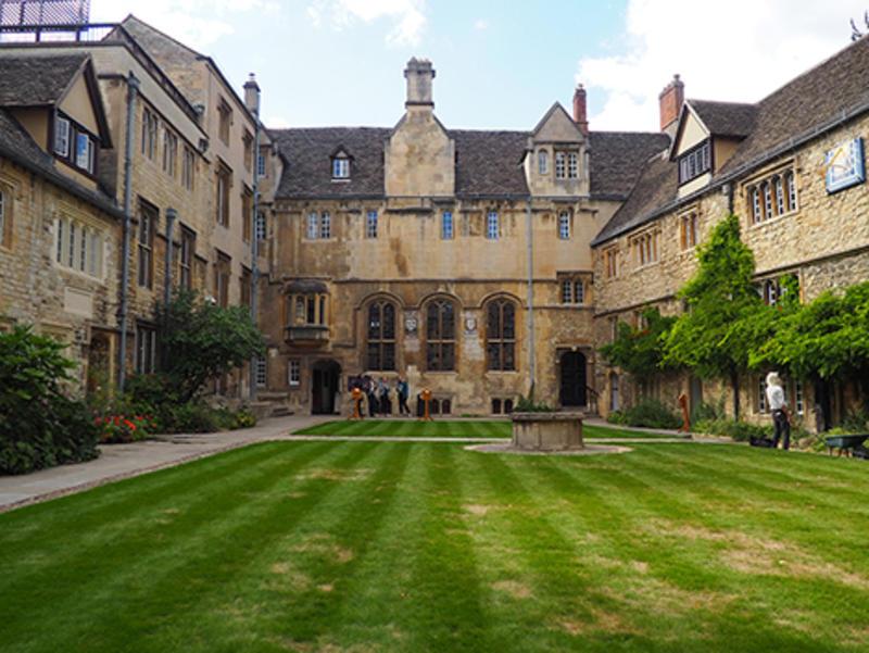 St Edmund Hall  - (1 of 1)