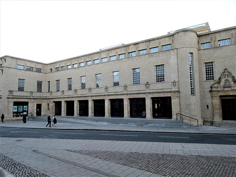 Weston Library - (1 of 1)